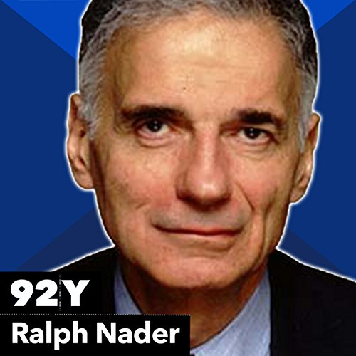 "Amy Goodman Interviews Ralph Nader About His Book: ""Told You So: The Big Book of Weekly Columns"" cover art"