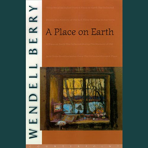 A Place on Earth audiobook cover art