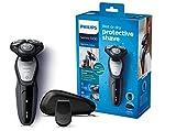 Philips S5290/12 Series 5000 - Afeitadora eléctrica en seco y húmedo con cuchillas MultiPrecision