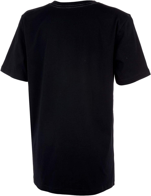 Amazon.com: adidas Boys' Short Sleeve Logo Tee Shirt: Clothing ...