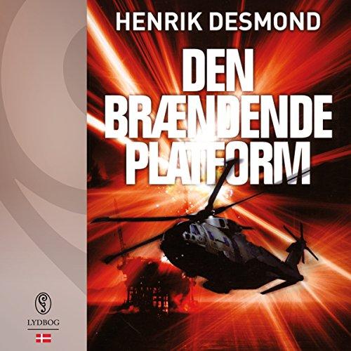 Den brændende platform audiobook cover art