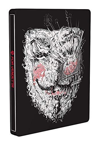 V de Vendetta - Mondo Steelbook. Edición exclusiva de Amazon [Italia] [Blu-ray]