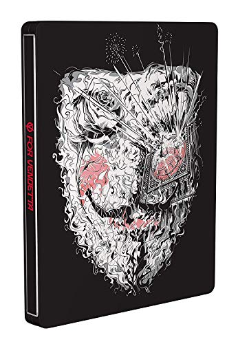 V de Vendetta - Mondo Steelbook. Edición exclusiva de Amazon [Italia] [Blu-ray]