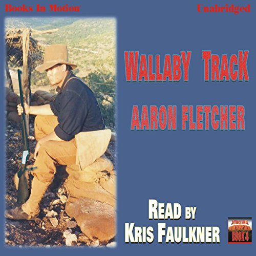 Wallaby Track audiobook cover art