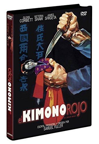 The Crimson Kimono (EL KIMONO ROJO, Spanien Import, siehe Details für Sprachen)