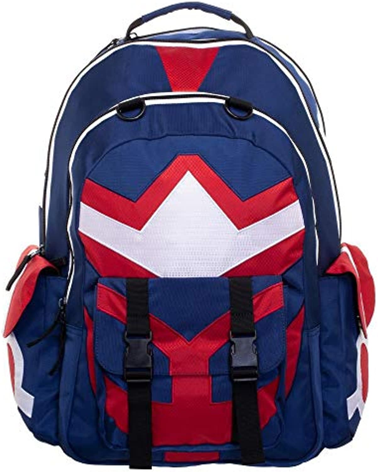 All Might Inspired  My Hero Academia Backpack Standard