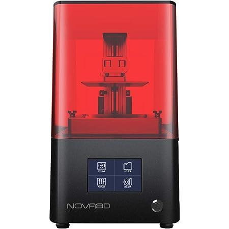 NOVA3D BENE4 stampante 3D in resina UV 130 * 70 * 150 mm costruzione volume stampante LCD con touch screen da 4,3 pollici, stampa Offline/WLAN