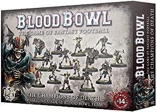 Citadel Champions of Death Shambling Undead Blood Bowl Team