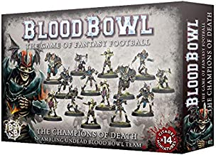 Citadel Champions of Death Shambling Undead Blood Bowl Team