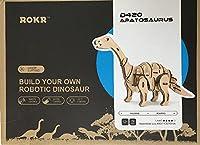 立体パズル 恐竜 アパトサウルス 3Dパズル 動くパズル D420