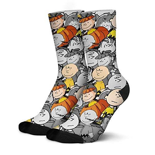 Scooter-Muppet-Frog-Bert-and-Ernie- Neuheit Socken für Herren Charakter Socken Lustige Crew Socken Anime Socken Herren Einzigartige Geschenke
