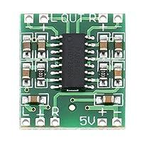 2チャンネル3WデジタルパワーPAM8403クラスDオーディオモジュールアンプボードUSBDC5VミニクラスDデジタルアンプボードLCD