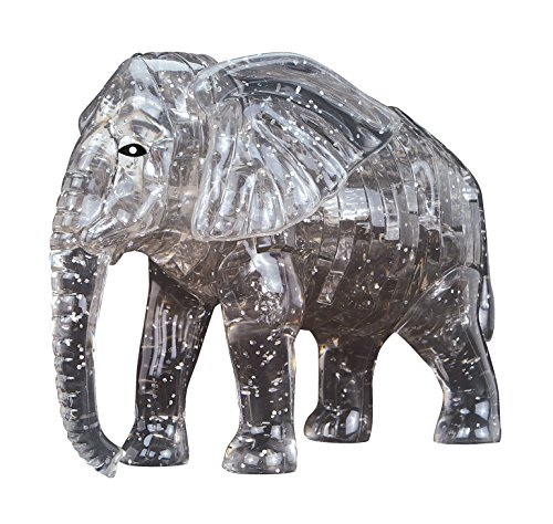Addcore Elephant 3D Crystal Puzzle