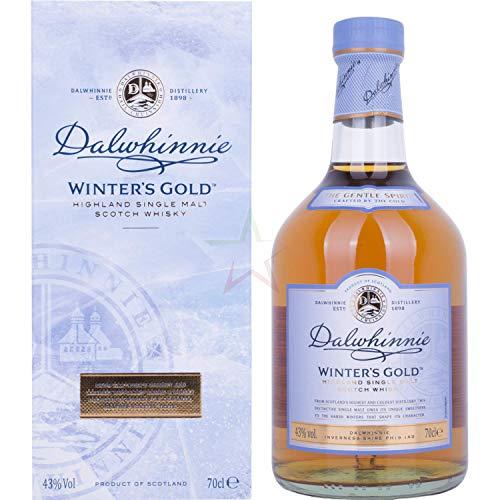 Dalwhinnie Winter's Gold 43,00% 0,70 Liter