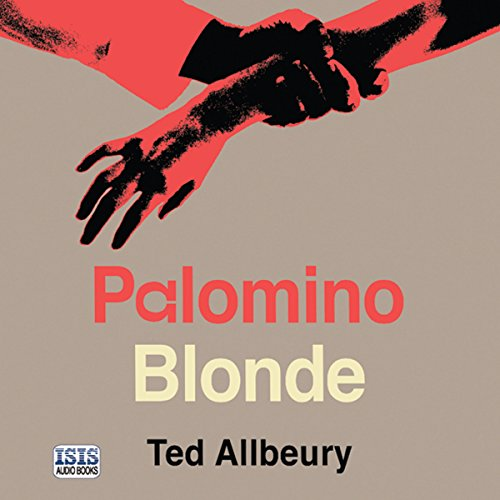 Palomino Blonde audiobook cover art