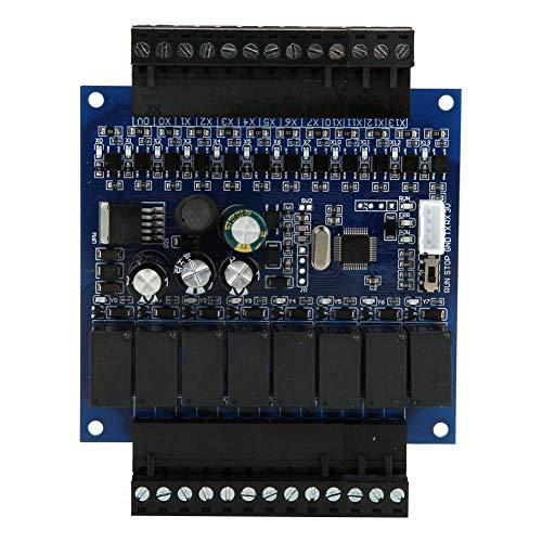Hilitand Programmierbare Steuerplatine Industrielle Steuerplatine 24V für FX2N-20MR(Board)
