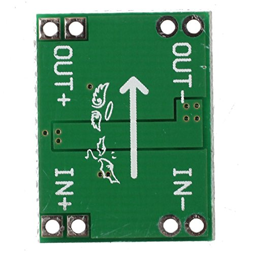 『SODIAL(R) 5件ミニDC-DCコンバータステップダウンモジュール調整可能電源出力0.8-20V』の3枚目の画像