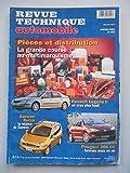 RTA N° 635 Renault Laguna II Daewood Rezzo Peugeot 206CC / Coll / Réf57642