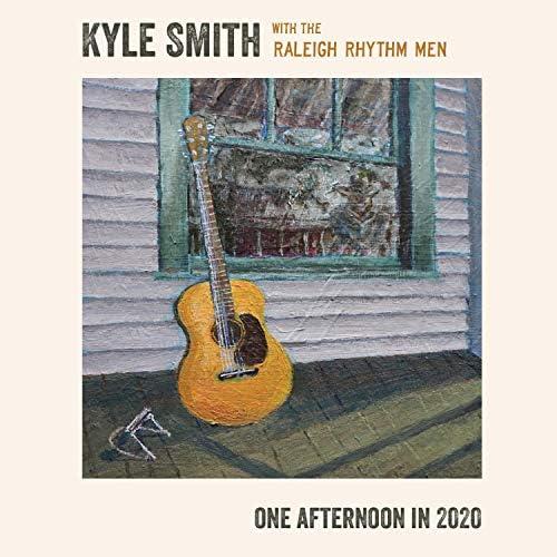 Kyle Smith with the Raleigh Rhythm Men