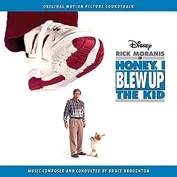 Honey, I Blew Up the Kid (Original Motion Picture Soundtrack)