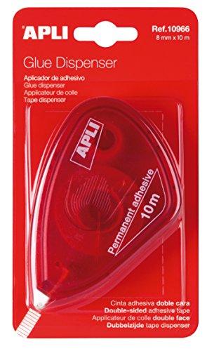 APLI 10966 - Aplicador adhesivo doble cara permanente