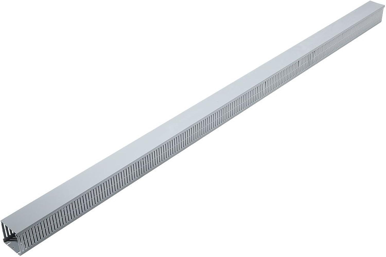 Sourcing Sourcing Sourcing map Steckplatz Verkabelung Kabelkanal mit Deckel 2m langen 4mm Rastermaß 6mm Breite de B07F3HML5F | Qualität und Verbraucher an erster Stelle  7bba64