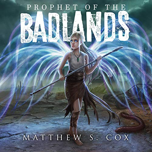 Prophet of the Badlands Titelbild