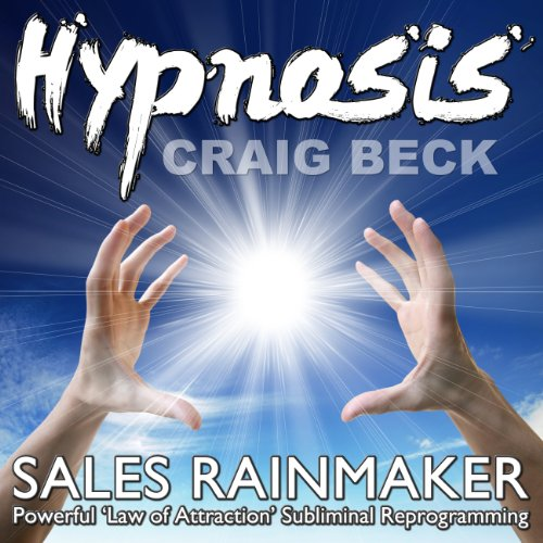 Sales Rainmaker audiobook cover art