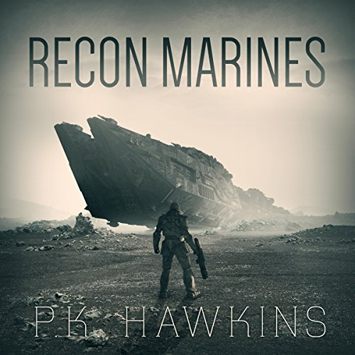 Recon Marines audiobook cover art