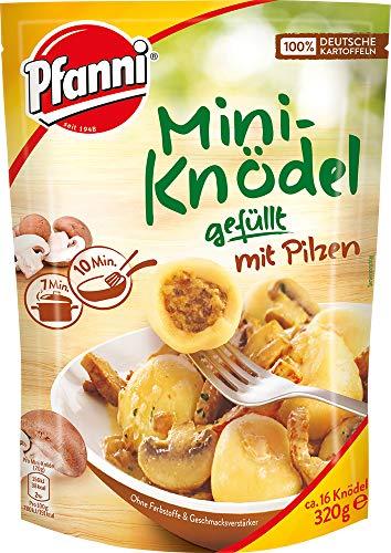 Pfanni Mini-Knödel mit Pilzen, 7er Pack (7 x 320 g)