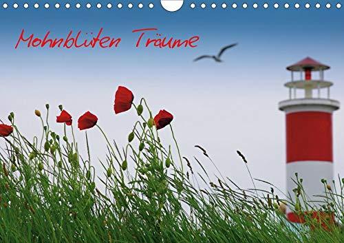 Mohnblumen Träume (Wandkalender 2020 DIN A4 quer): Mohnblumen Naturaufnahmen (Geburtstagskalender, 14 Seiten ) (CALVENDO Natur)