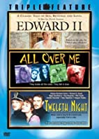 Edward II / All Over Me / Twelfth Night [Import USA Zone 1]