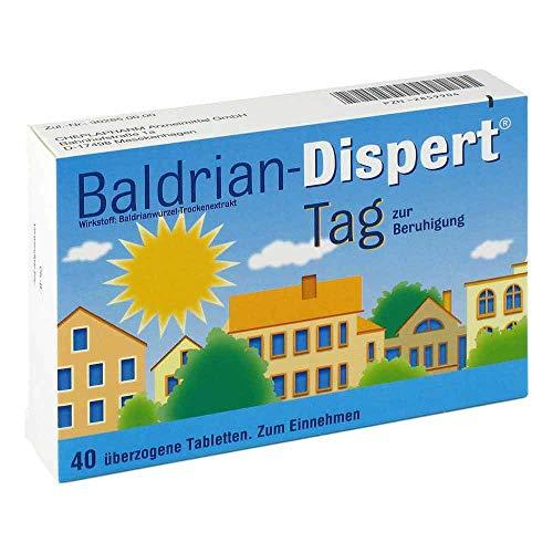 BALDRIAN DISPERT Tag Tabl.ueberzogen, 40 St