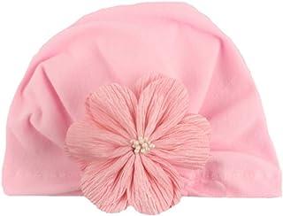 Mjjsk Unisexe Bonnet B/éB/é en Coton Nouveau-N/é Bandeau Turban Bonnet Indien Foulard Chapeau Beanie Cadeau B/éb/é Fille Bandeau Cheveux Elasticit/é Doux Coton Bandeaux Accessoires