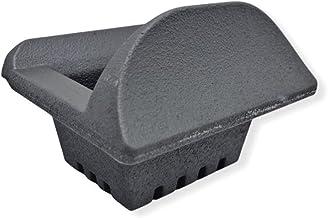 Quemador de hierro fundido para estufas de pellets LP Montegrappa