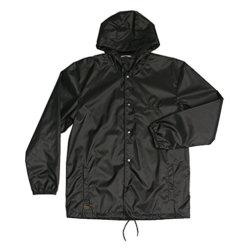 Imperial Motion Men's NCT Vulcan Coaches Jacket, Black, Large