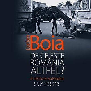 De ce este România altfel? cover art