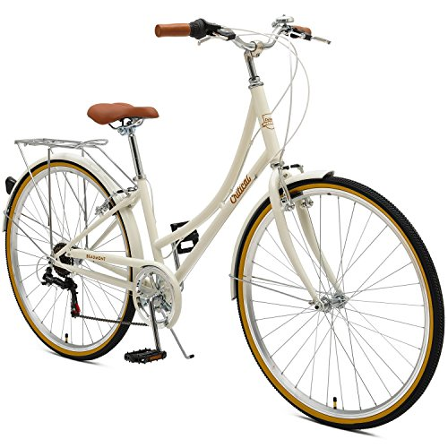 Retrospec by Westridge Critical Cycles Beaumont-7 Seven Speed Lady's Urban City Commuter Bike
