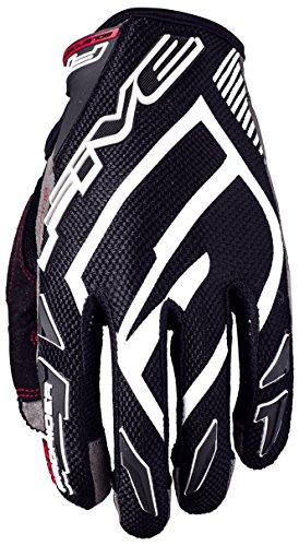 Cinq Advanced Gants Mxf Pro Rider S Gants pour adulte, Noir/blanc, taille 11