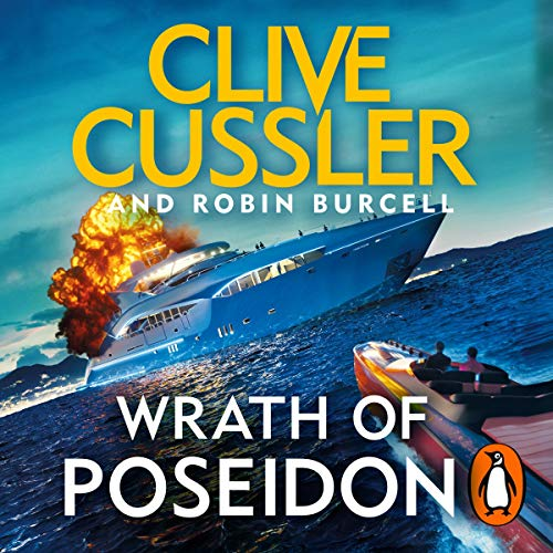 Wrath of Poseidon cover art