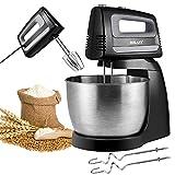 Batidora de Pie, Kitchen Aid, Batidora Automática Multifuncional para el Hogar, Máquina de...