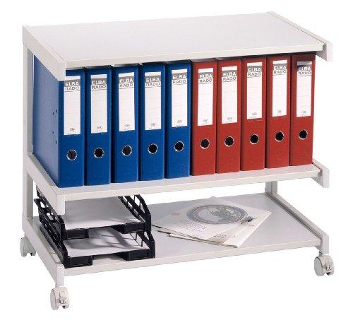 Bürowagen 18B3 grau