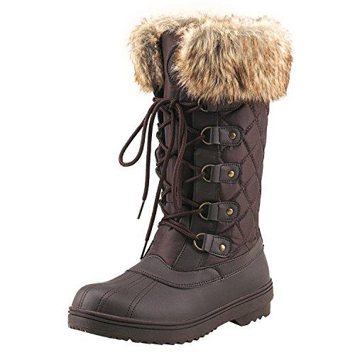 Shenji-Skischoenen voor Dames Modieuze Warmte, Essentieel in De Winter H7630