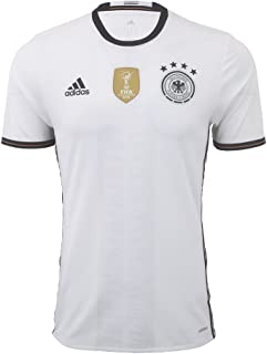 adidas Germany Authentic Home Jersey 2015/2017 (Small)