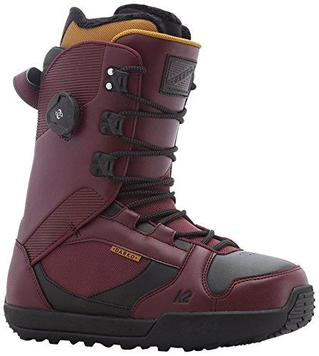 K2 Snowboard Darko Crimson Botas, Hombre