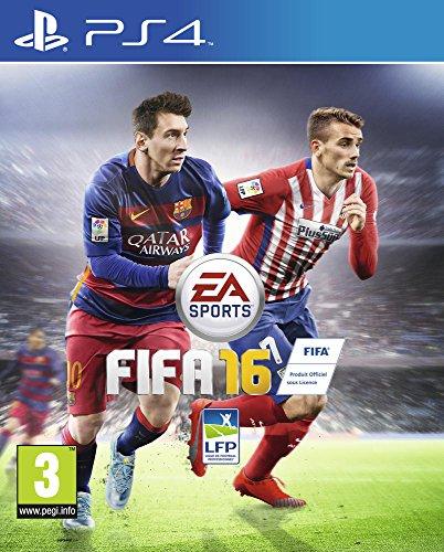 FIFA 16 PS4 FR PG FRONTLINE - PlayStation 4 - [Edizione: Francia]