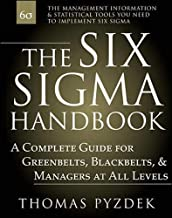 The Six Sigma Handbook