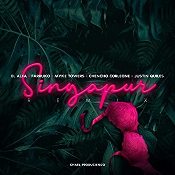 Singapur (Remix) [feat. Myke Towers & Justin Quiles]