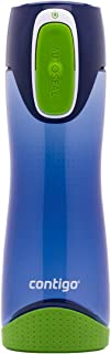 Contigo Swish Botella, Unisex-Adult, Cobalt, 500 ml