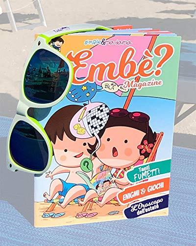 Simple & Madama Embè? Magazine 1 Edizione Con Gli Occhiali Da sole di Embè